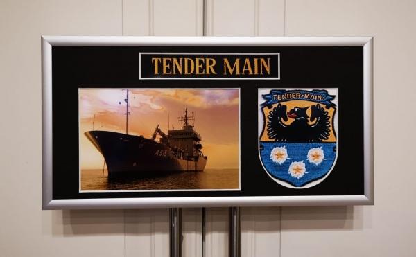 Tender Main - A515 - 15x30cm