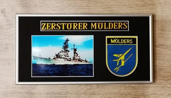 Zerstörer Mölders 15x30cm