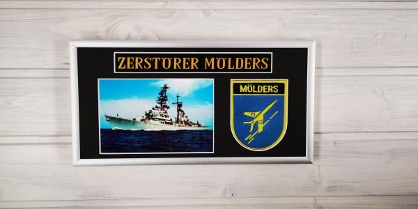 Zerstörer Mölders - D186 - 15x30cm