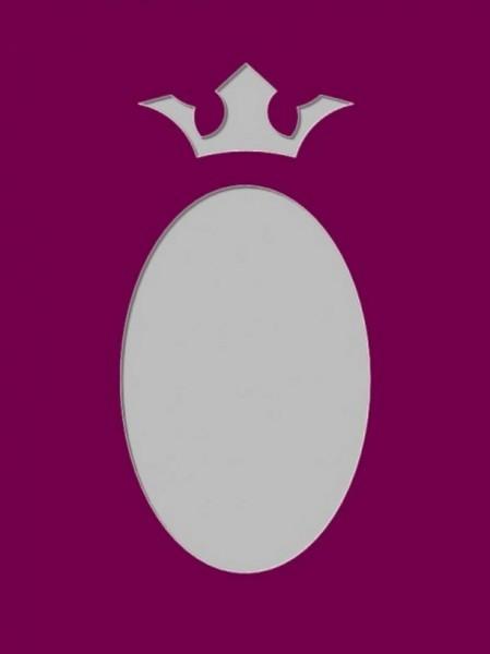 Mädchen-Krone , Grösse 18x24cm
