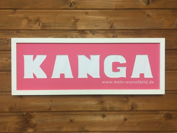 KANGA, 20x60cm
