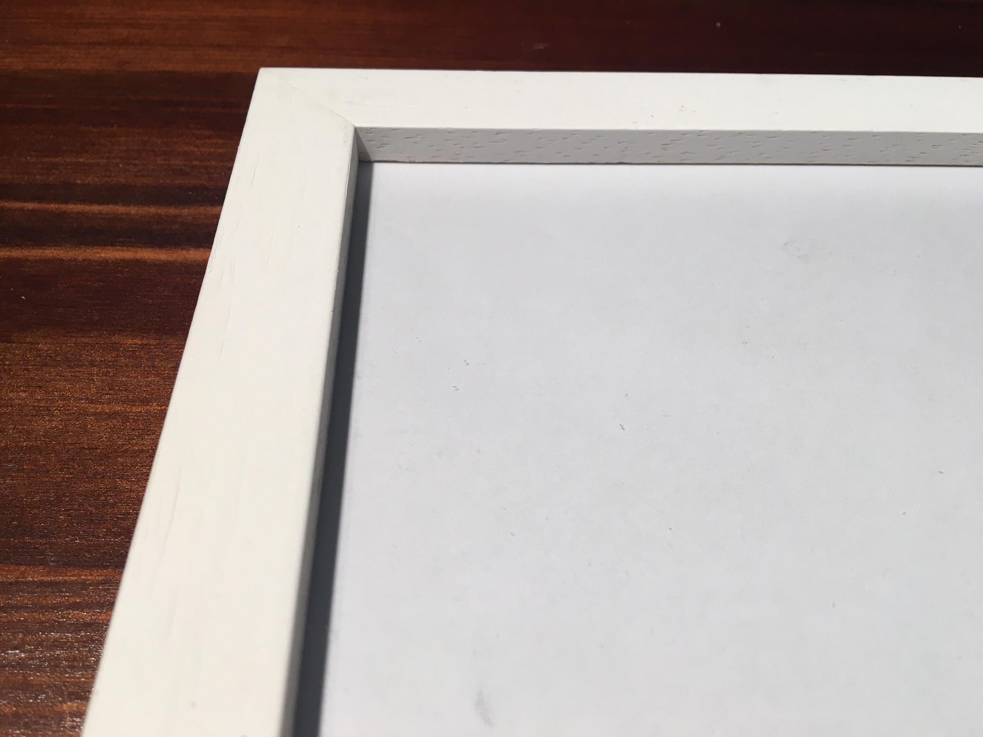 bilderrahmen weiss 20x60cm 20x60cm nach gr en rahmen mein wunschbild. Black Bedroom Furniture Sets. Home Design Ideas