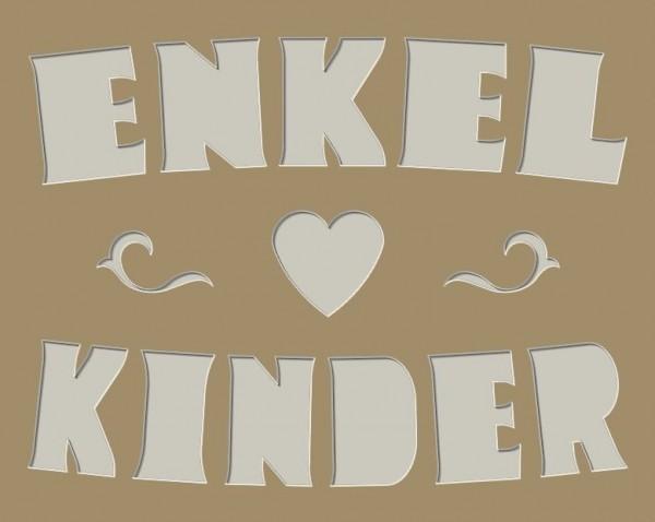 ENKELKINDER, 40x50cm